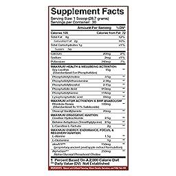 TR1UMPH by Olympus Labs (Performance Powder) 30 Servings by Olympus Labs (Peaches N\' Cream Sorbet)