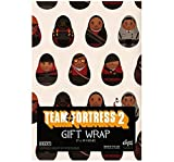 Team Fortress 2 Team Fortress 2 Gift Wrap [27 X 39 Inches]