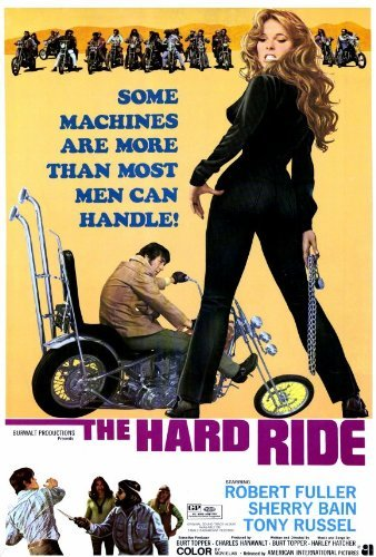 Hard Ride Poster (The Hard Ride POSTER Movie (27 x 40 Inches - 69cm x 102cm))