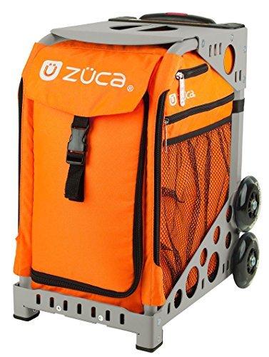 Zuca Bag Caution (Grey Frame) by ZUCA