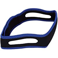 Anti Snoring Solution Chin Strap - Adjustable Stop Snoring Jaw Strap Most Effective and Easy Snoring Solution for Men Women and Kids Natural Sleep Aid Kit Device Snore Stopper