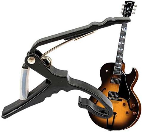 OcioDual Cejilla Metálica Brazo de 47mm para Guitarra Acústica ...