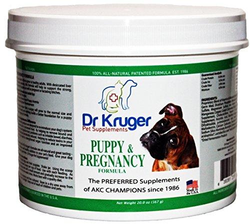 Cheap Dr Kruger Pet Supplements Puppy & Pregnancy Formula – 20 Ounces