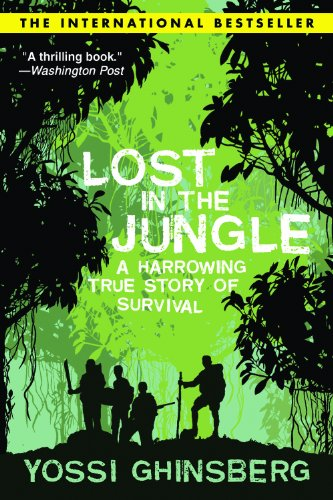 Lost in the Jungle cover