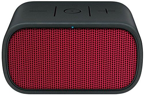 UE MINI BOOM Wireless Bluetooth Speaker - Red(Certified Refurbished)