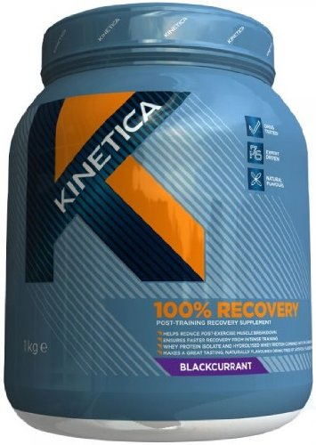 Kinetica 100% Recovery Blackcurrant 1000g