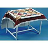 Dritz Quilters Floor Frame, 28 by 39-Inch