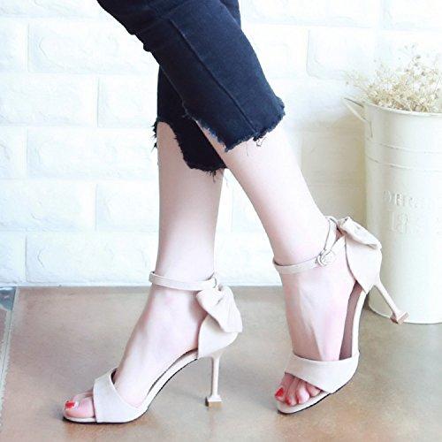 toed alto Tacco tacchi e sandali YMFIE b di caviglia zZSwqx