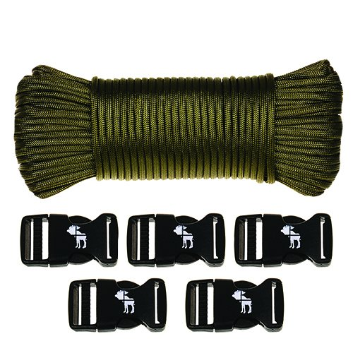 Tactical Paracord Parachute Buckles Friendly