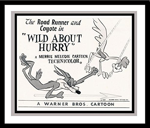 The road runner and wile e coyote in wild about hurry studio the road runner and wile e coyote in quotwild about hurryquot studio colourmoves