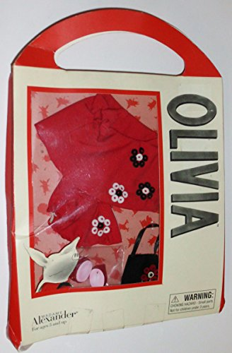 - Olivia Pig Playtime Outfit with Accessories (Retired) No Longer in Stores