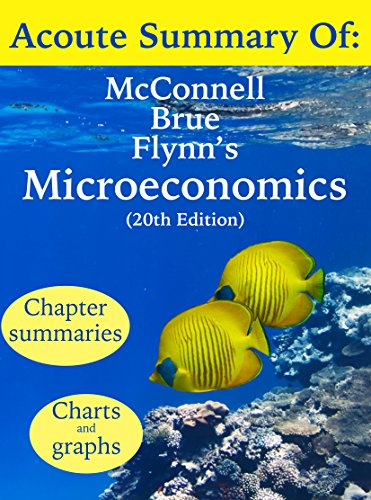Amazon acoute summary of mcconnell brue and flynns acoute summary of mcconnell brue and flynns microeconomics principles problems and policies fandeluxe Image collections