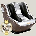 Hueplus Foot and Calf Shiatsu Massager Machine – Vibration Intensity Settings and Modes