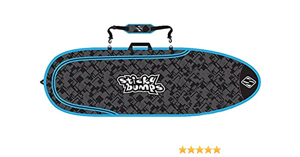 Amazon.com : Sticky Bumps Fat Board Bag - 6 : Surfboard Bags : Sports & Outdoors