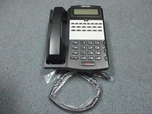 Iwatsu Adix IX 12KTD-3 104204 12 Button Display Speaker Telephone - Black #B STK