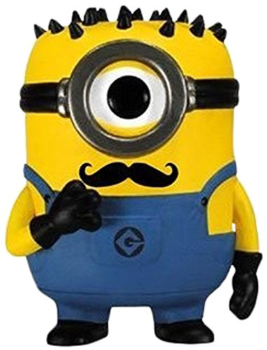Funko POP Movies Despicable Me: Carl Vinyl Figure Mustache -