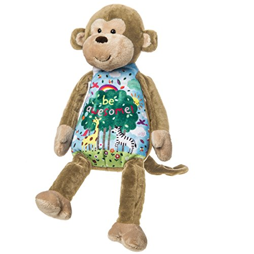 Mary Meyer Whimsy Doodles Soft Toy, Monkey