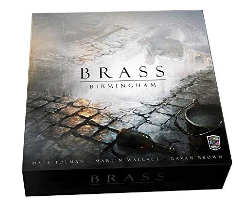 Roxley Games Brass Birmingham Board Games