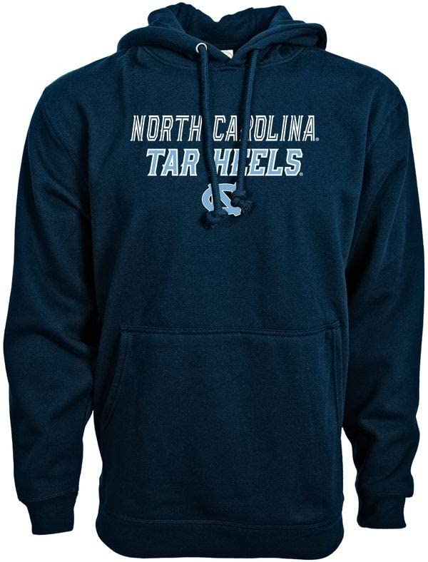 Levelwear NCAA North Carolina Tar Heels Tide Slant Route Pull