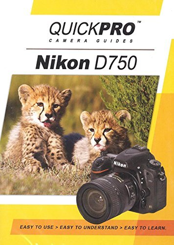 Nikon D750 Instructional DVD by QuickPro Camera ()