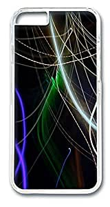 ACESR Abstract Line Lightweight iPhone Case PC Hard Case Back Cover for Apple iPhone 6 4.7inch