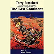 The Last Continent: Discworld #22 | Terry Pratchett