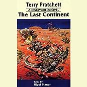 The Last Continent: Discworld #22 | Terry Pratchett