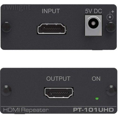 Kramer 4K UHD HDMI Repeater by Twilight