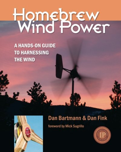 Homebrew Wind Power by Brand: Buckville Publications LLC