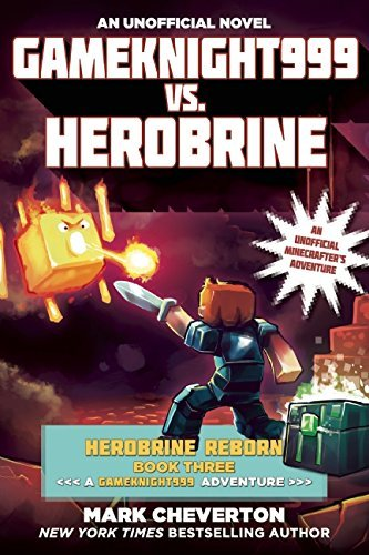 Gameknight999 vs Herobrine Unofficial Minecrafter%C2%92s ebook product image