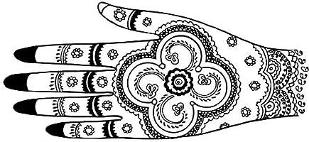 Mehndi Designs Traditional Henna Body Art Noble Marty Amazon Sg Books