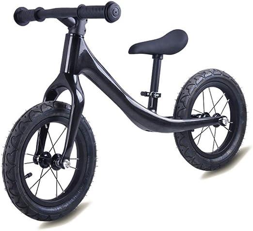 Bicicleta De Equilibrio De Fibra De Carbono para Niños Bicicleta ...