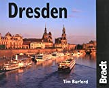 Bradt City Guide Dresden by Tim Burford front cover