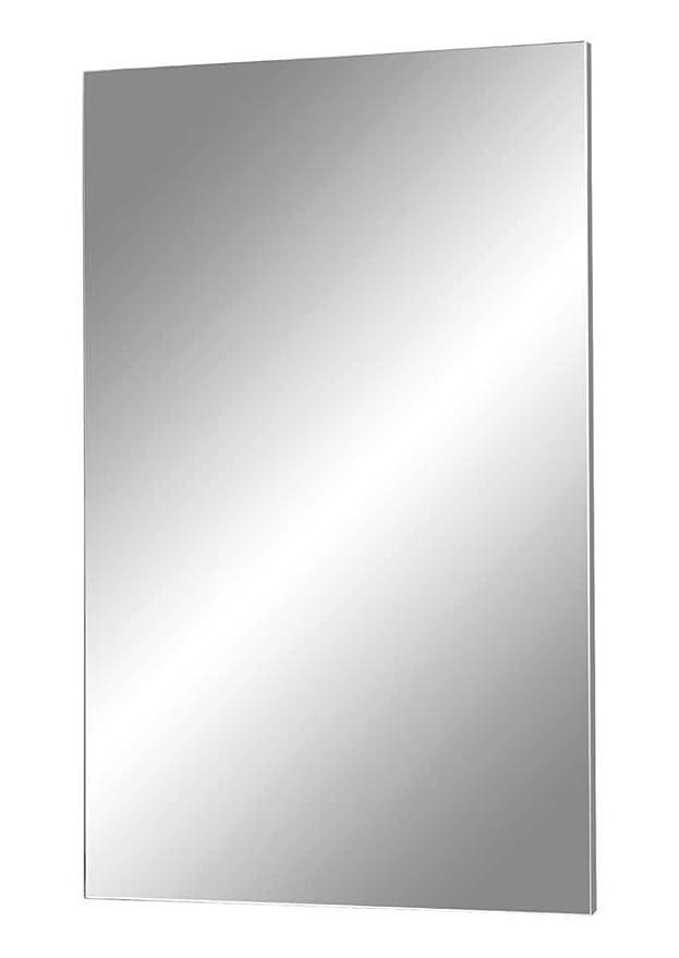 Rahmenloser Kristallspiegel, 50 x 70 cm
