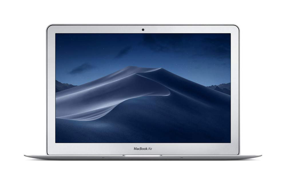 Apple MacBook Air (13-inch, 8GB RAM, 128GB Storage, 1.8GHz Intel Core i5) - Silver