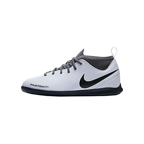 Nike Jr Phantom Vsn Club DF IC, Zapatillas de fútbol Sala Unisex Adulto, (Pure Platinum/Black/Lt Crimson/Dark Grey 060), 38.5 EU: Amazon.es: Zapatos y ...