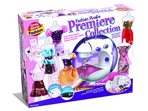 Small World Toys Fashion - Fashion Studio Premier Collection Sewing (Studio Collection Machine)