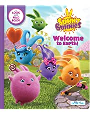 Sunny Bunnies: Welcome to Earth (Little Detectives): A Look-and-Find Book (US Edition)