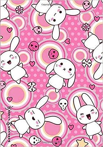 Kawaii Notebook ~ Cute Kawaii Journal for Kids, Girls, Teens ...