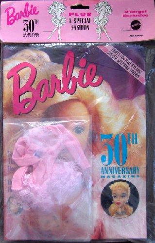 (Barbie 30th Anniversary Magazine Keepsake Edition & Special Fashion Target Exclusive (1989 Mattel)