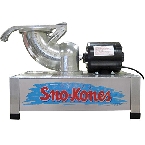 Gold Medal Shavette 1006 Sno Snow Cone Machine Maker