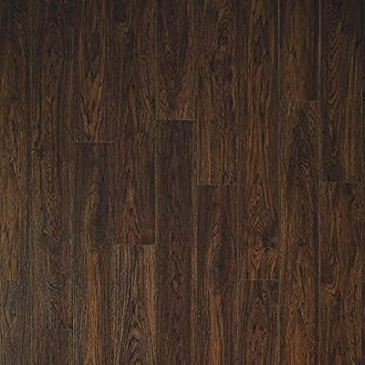 "Adura Max Sundance Gunstock 8mm x 6 x 48"" Engineered Vinyl Flooring SAMPLE"