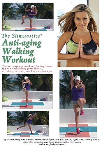 The Slimnastics Anti aging Walking Workout product image