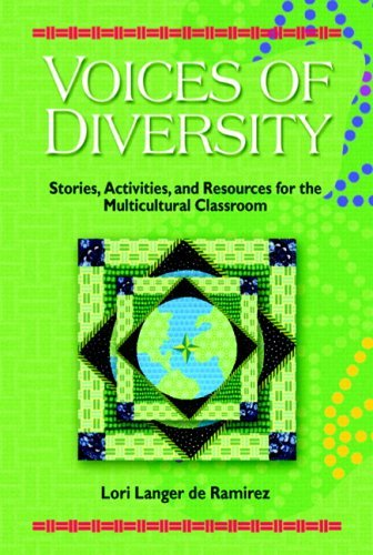 Read Online Voices of Diversity: Stories, Activities, and Resources for the Multicultural Classroom ebook