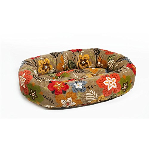 Bowsers Salsa Style Donut Dog Bed