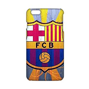SHOWER 2015 New Arrival barcelona logo hd 3D Phone Case for iphone 6 plus