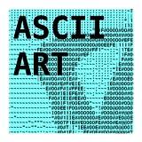 Photo Text ASCII Art