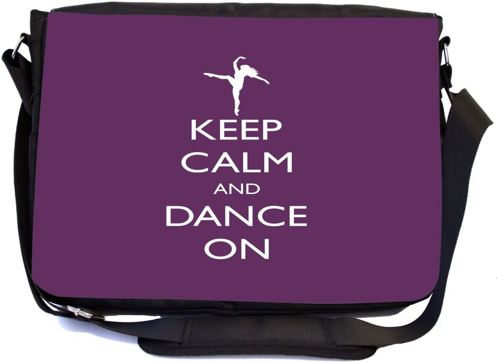 bc996d39a939 50%OFF Rikki Knight Keep Calm and Dance On Purple Color Design ...
