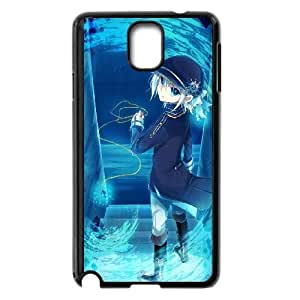 HD exquisite image for Samsung Galaxy Note 3 Cell Phone Case Black water princess Popular Anime image WUP0719181