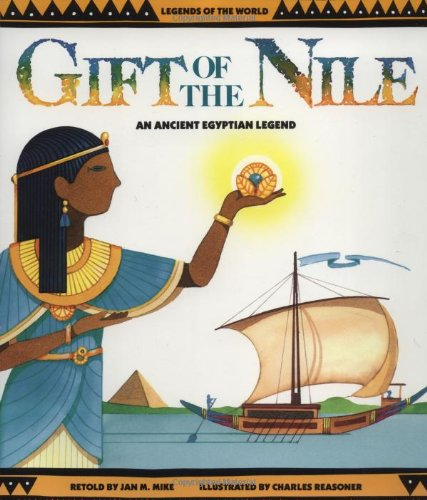 Gift Of The Nile - Pbk
